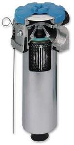 TPR - hydraulický nízkotlaký vratný filtr Parker