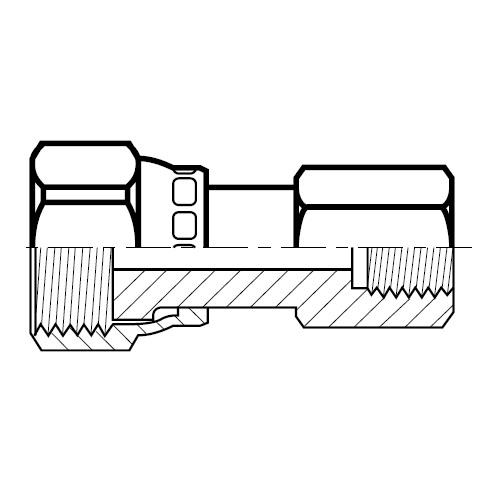 TT4ML - hydraulický konektor O-Lok