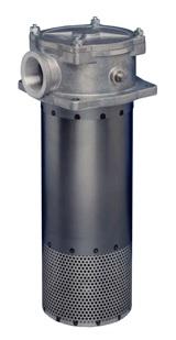 TTF - hydraulický nízkotlaký vratný filtr Parker