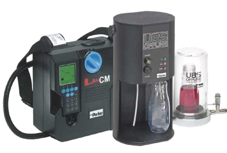 Čistící zařízení s jednoduchou údržbou UBSampler