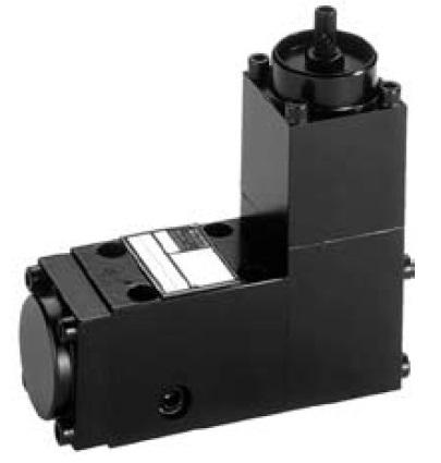 Tlakový pojistný ventil nepřímo řízený - VB-Y-K