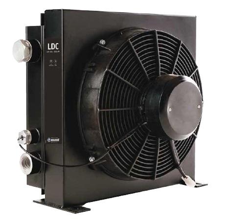 Chladiče, výměníky a chladící agregáty
