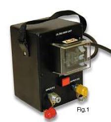 Spektrometr pro monitorování vody v oleji WOM9100