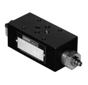 ZRD-Denison - hydraulický škrtící ventil