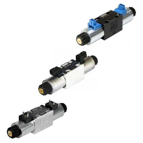Hydraulické rozvaděče pro mobilní aplikace 12V