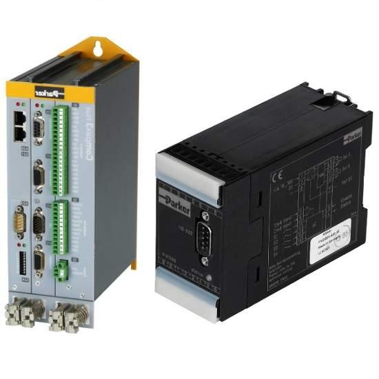 Hydraulické elektronické moduly