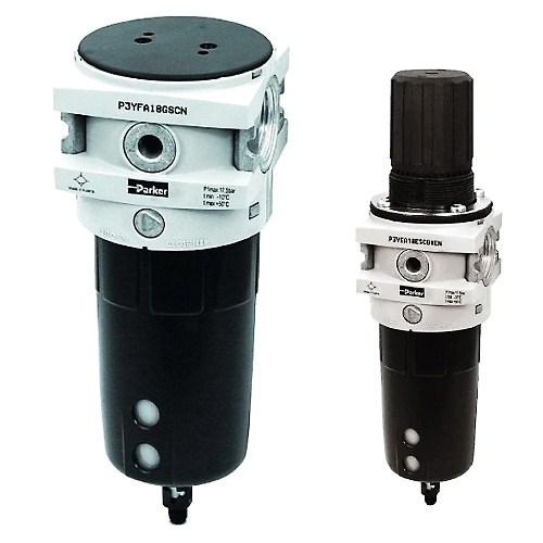 """P3Y - filtry pro úpravu vzduchu 3/4"""", 1"""""""