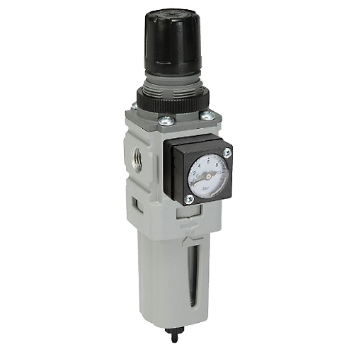"""P31 - Mini Filtr/Regulátor pro úpravu vzduchu 1/4"""""""