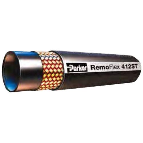 412ST - No-Skive RemoFlex středotlaká hydraulická hadice