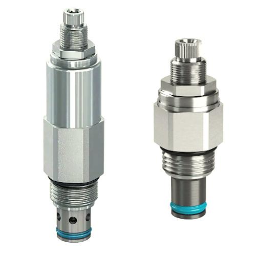 RDH - Cartridge ventily