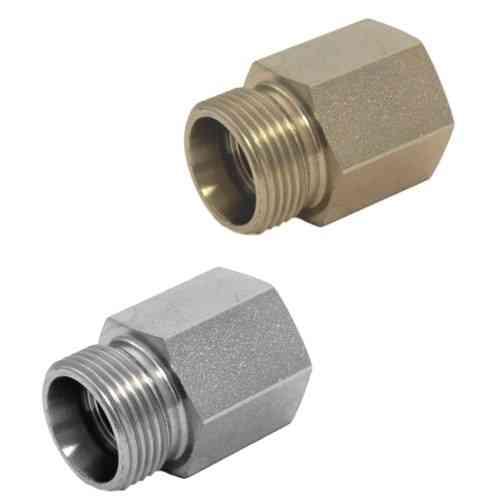 GAI-M - hydraulické přímé hrdlo šroubení