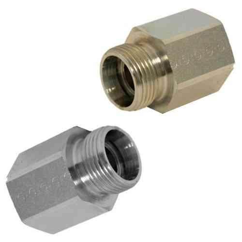 GAI-R - hydraulické přímé hrdlo šroubení