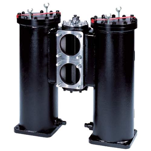 Hydraulické dvojité filtry Parker