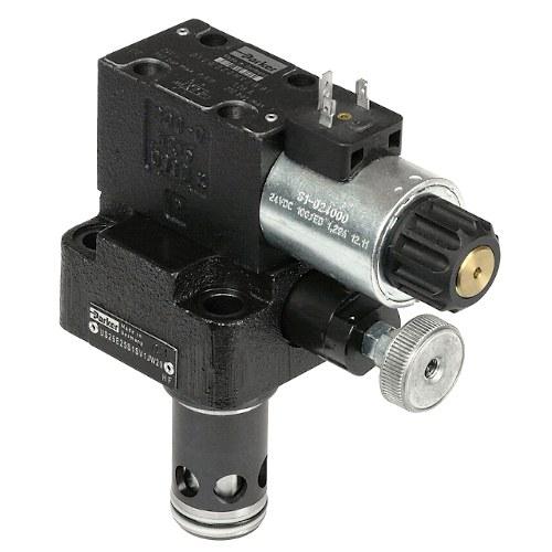 UR-US - hydraulické odpojovací ventily