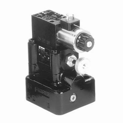 Hydraulický ručně seříditelný ventil RS