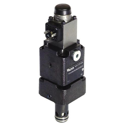 TDA-W - hydraulické proporcionální šktrící ventily