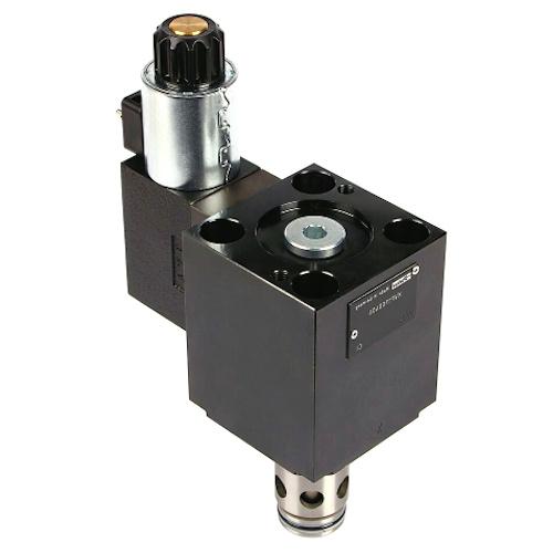 TDW-EW - hydraulické vestavné aktivní 2-cestné ventily