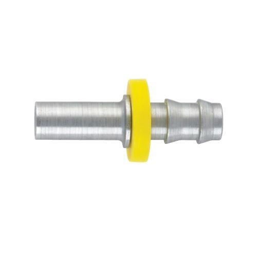 1D - Push-Lok koncovka BEL nástrčná s nátrubkem