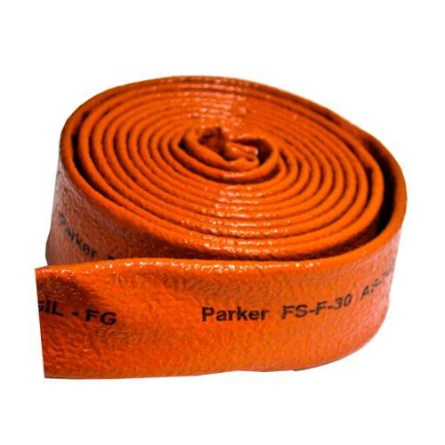 FS-F - ohnivzdorná ochraná hadice (návlek)