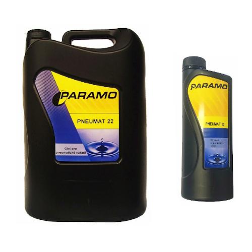 Oleje pro pneumatické nářadí