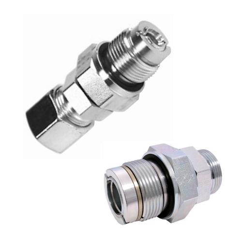 DVGE-R - hydraulické rotační šroubení s kluzným ložiskem