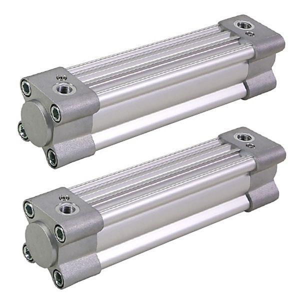 P1F-P - pneumatické zásobníky vzduchu dle ISO 15552 Parker