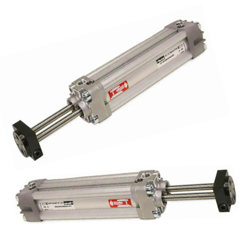 P1F-R - pneumatické válce dle ISO 15552 Parker