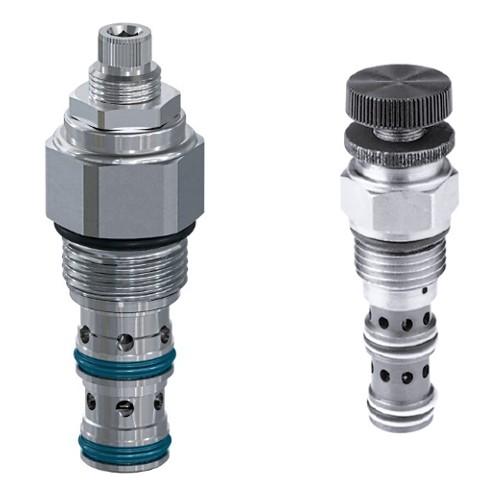 PRH - ovládané ventily s redukcí tlaku