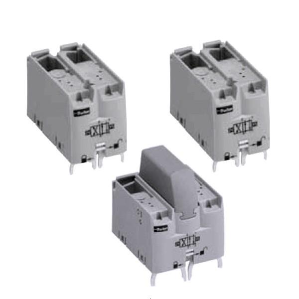 P2M-X - základní moduly pro pneumatické ventily P2M