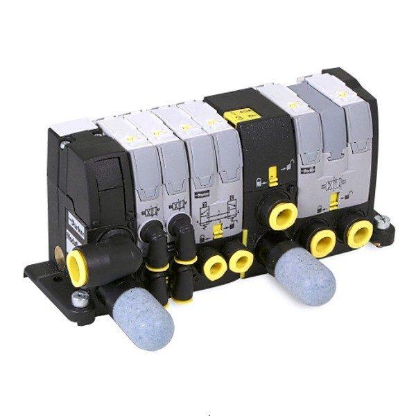 Pneumatické ventily MODUFLEX řady P2M