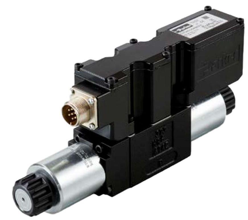D1FC - hydraulické proporcionální DC ventily