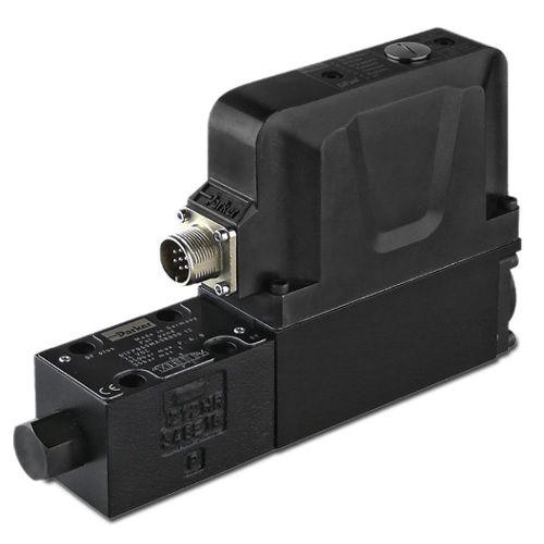 D1FP - proporcionální přímo řízené ventily