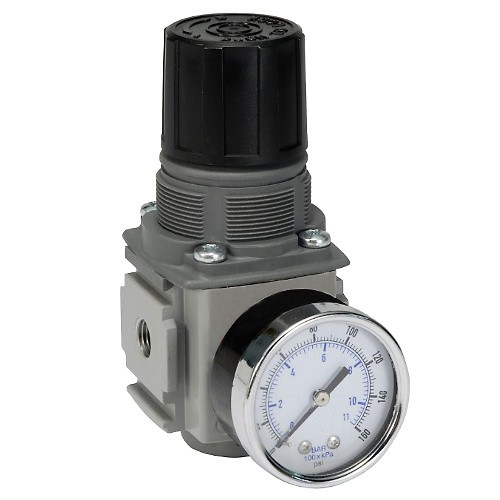 """P32 - kompaktní regulátory pro úpravu vzduchu 1/4"""", 3/8, 1/2"""""""