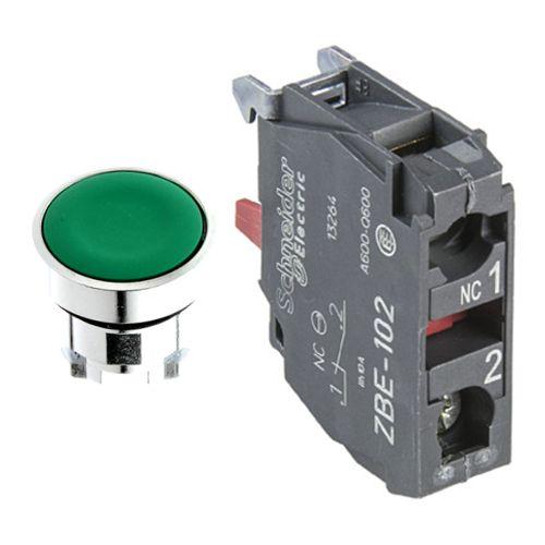 ZB - pneumatické spínače tlaku ventilu