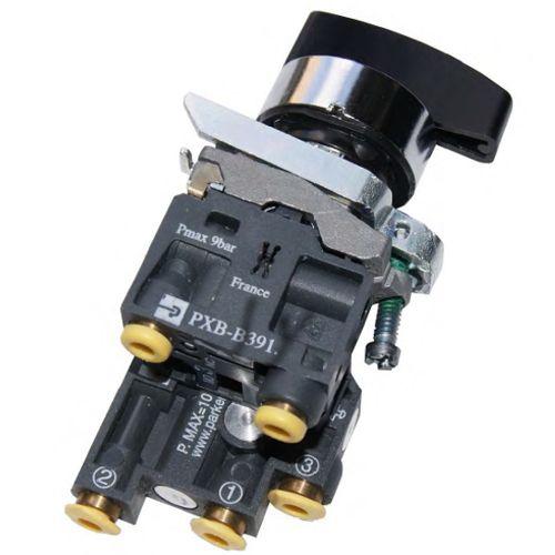 PXB - pneumatické tlačítkové ventily