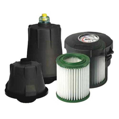 Vzduchové filtry na nádrž