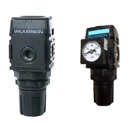 Regulátory vzduchu Wilkerson R08 serie