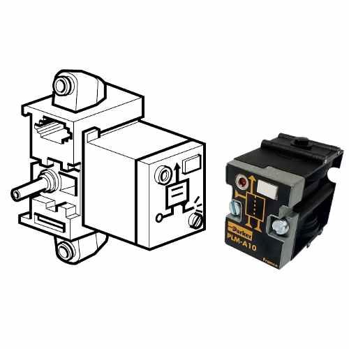 Zesilovače čidla modulů - pneumatické moduly s volbou pracovního