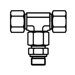 Hydraulické hrdlo ET-R-ED