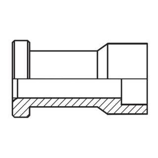 Hydraulický vysokotlaký redukovaný adaptér příruby ESL