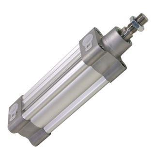 Pneumatický standardní válec dle ISO 15552, píst 40mm / zdvih 200mm, standardní profil