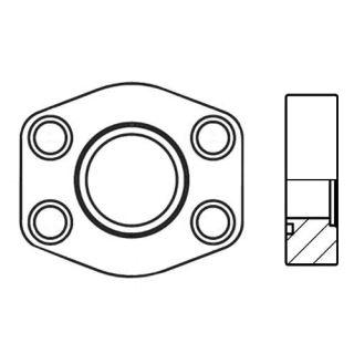 Hydraulická vysokotlaká příruba PAFSF-S