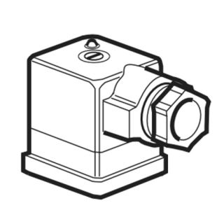 Konektor k pneumatickým ventilům
