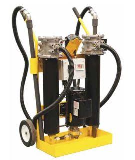 Pojízdná filtrační stanice, 38l/min, motor 220/240 V