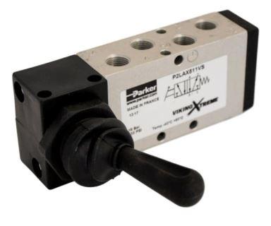 Pneumatický páčkový ventil VikingXtreme P2L