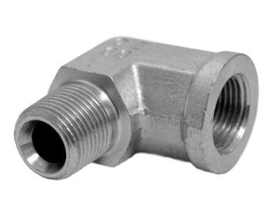 Hydraulický adaptér koleno CDM