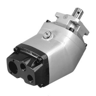 Hydraulické axiální pístové čerpadlo s dvojitým průtokem F2