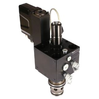 Hydraulické škrtící ventily TPQ-WH