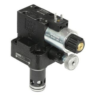 Hydraulické pojistné ventily RS-E