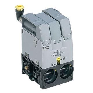 Jednočinný pneumatický ventil pro základní moduly